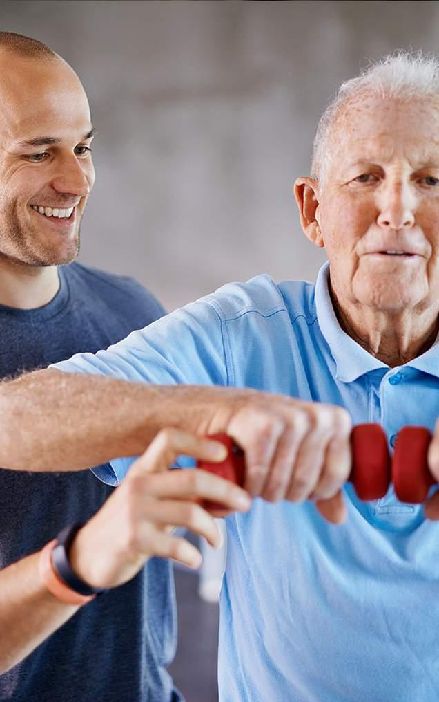 Ergothérapie - Évolution Physio